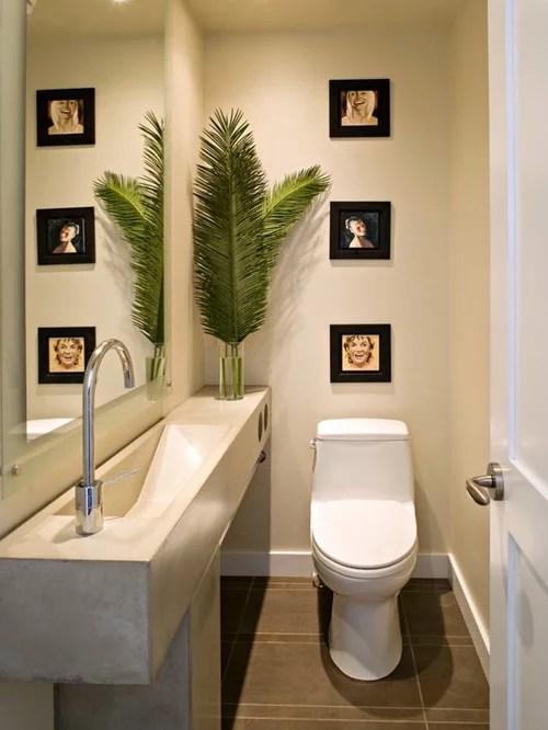 Photos et ides dco de WC et toilettes modernes