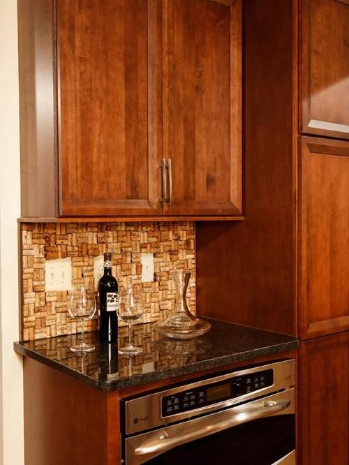 Wine Cork Backsplash Ideas Pictures Remodel And Decor