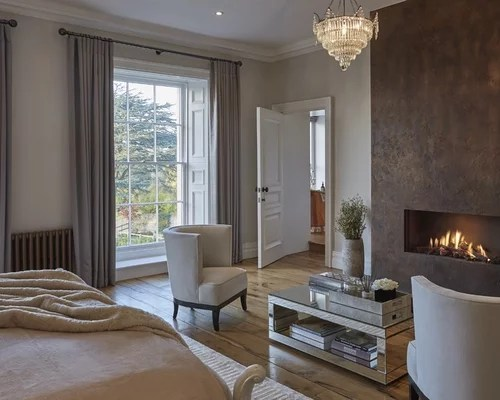 Chimney Breast Bedroom Design Ideas Renovations  Photos