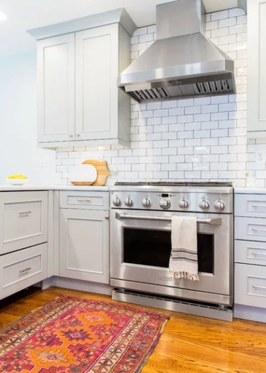Transitional Kitchen by RICCO STYLE Interior Design