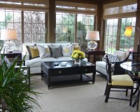 Sunroom Furniture Arrangement Home Design Ideas, Pictures