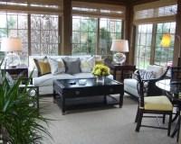 Sunroom Furniture Arrangement Home Design Ideas, Pictures ...