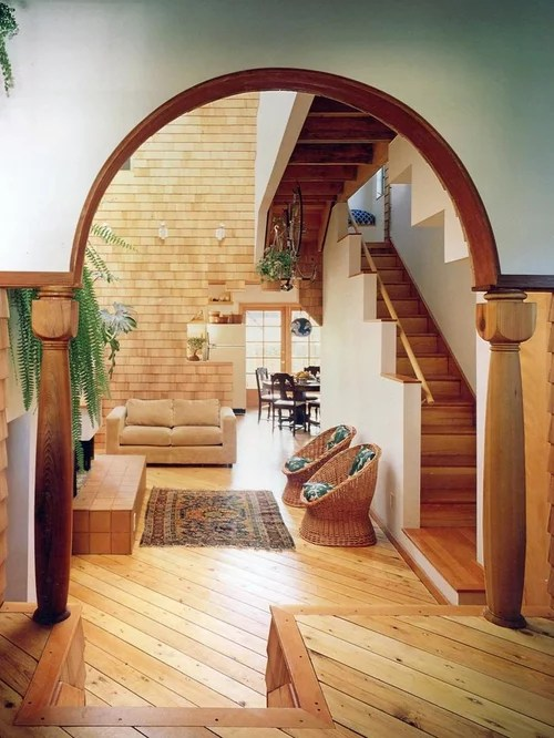 9 Modern And Beautiful Hall Arch Designs For Home Styles