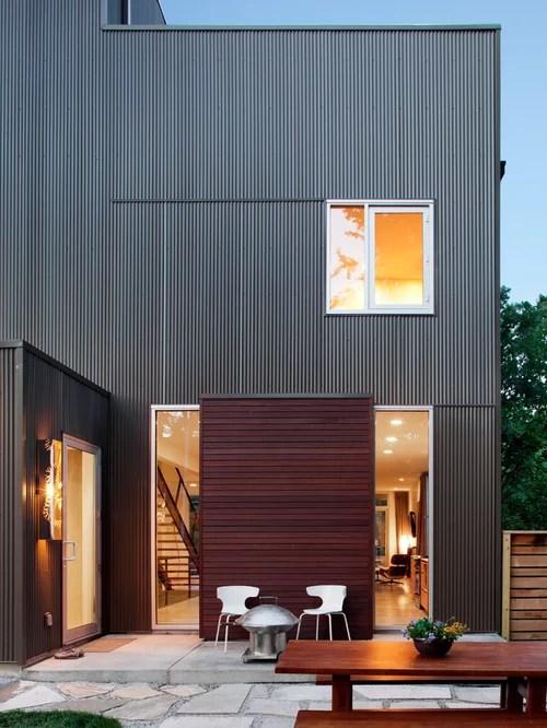 Horizontal Corrugated Metal Siding Ifmore