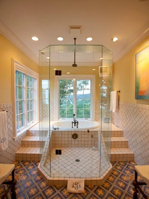 Master Bath Idea Home Design Ideas Pictures Remodel and