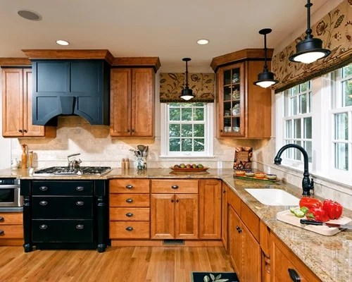used kitchen cabinets chicago moen single handle faucet repair oak cabinet backsplash | houzz