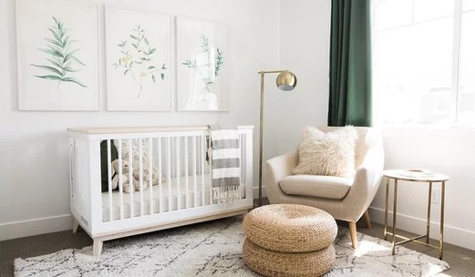 rocking nursing chair office chairs in egypt 75 most popular nursery design ideas for 2018 - stylish remodeling pictures   houzz