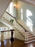 Georgian Stair Hall Home Design Ideas, Pictures, Remodel ...