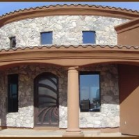 Rustic Brick and Fireplace - Sacramento, CA, US 95826
