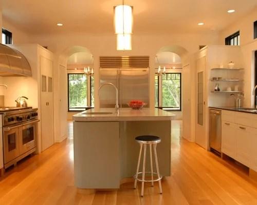 Double Oven Kitchen Houzz