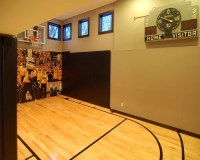 Small Basketball Court Home Design Ideas, Pictures ...