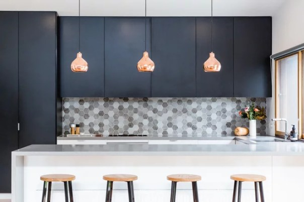 Contemporary Kitchen by Suzi Appel Photography