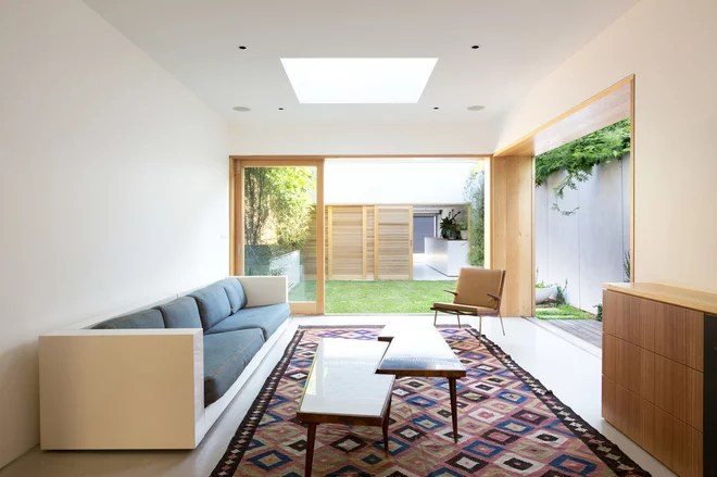Modern Living Room by Fearns Studio