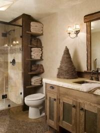 Rustic Bathroom Design Ideas, Remodels & Photos