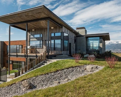 Split Level House Houzz