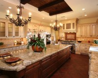 Spanish-style Kitchen | Houzz