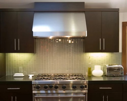 Vertical Backsplash Tile Home Design Ideas Renovations  Photos