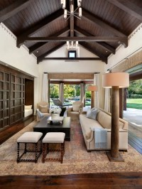 Wood Cathedral Ceiling Home Design Ideas, Pictures