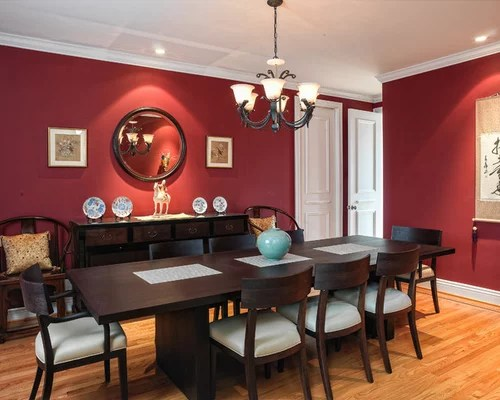 Raspberry Truffle Paint Home Design Ideas, Pictures