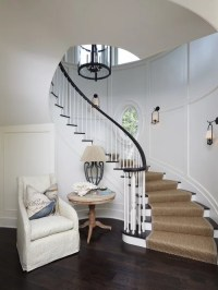Curved Staircase | Houzz