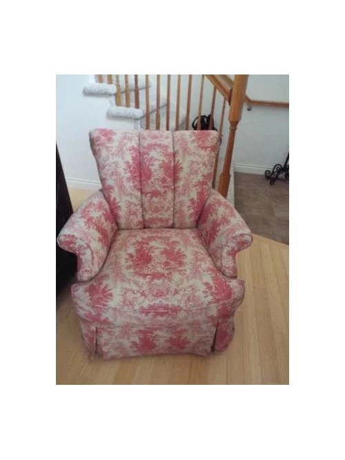 colonial wingback sofas small double sofa bed mattress will any of these chairs work would not with the but does come its own i do like print sure if shape is right though