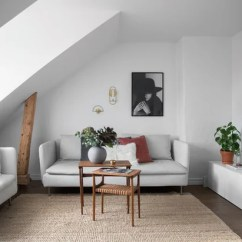 How To Make Living Room Black And White Wallpaper Ideas For 13 Ways Upsize A Small Without Moving Wall Scandinavian By Josephine Interior