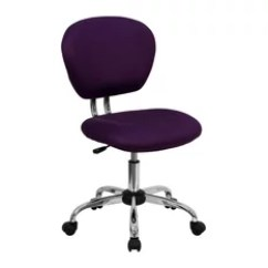 Office Chair Not Revolving Red Swivel 50 Most Popular Contemporary Chairs For 2019 Houzz Flash Furniture Mid Back Purple Mesh Task With Chrome Base