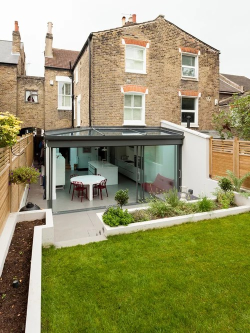Rear Extension Design Ideas Amp Remodel Pictures Houzz