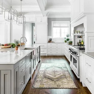 75 Popular Kitchen With Beaded Inset Cabinets Design Ideas Stylish