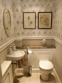 Small Bathroom Toilet Design Ideas & Remodel Pictures | Houzz