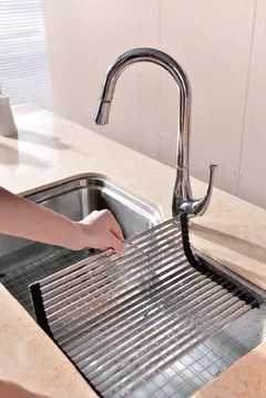 double sink wish for a single sink