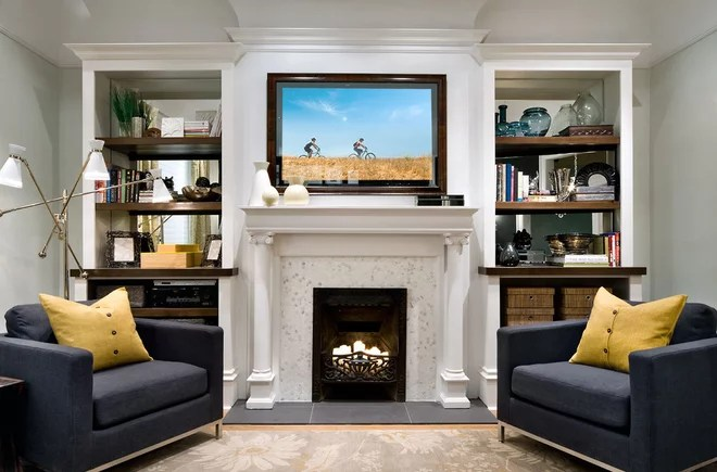 Living Room by Seura