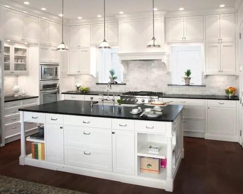 Carrera Marble Backsplash Design Ideas & Remodel Pictures
