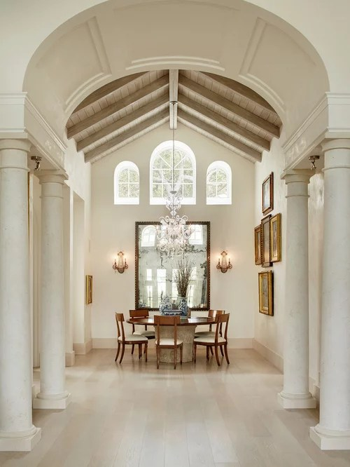 Vaulted Beamed Ceiling Houzz