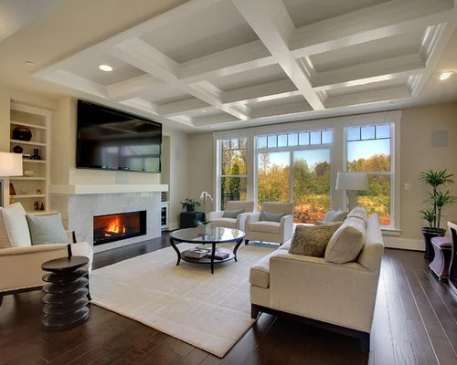 Linear Fireplace Design Ideas  Remodel Pictures  Houzz