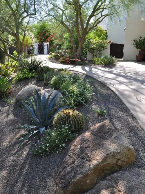 phoenix front yard landscape ideas