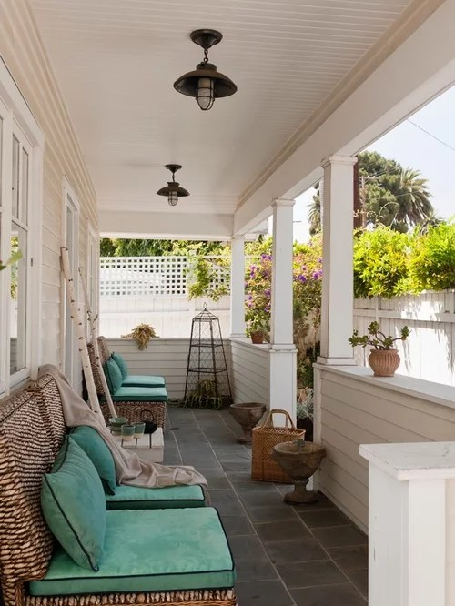 Hanging Front Porch Light Houzz