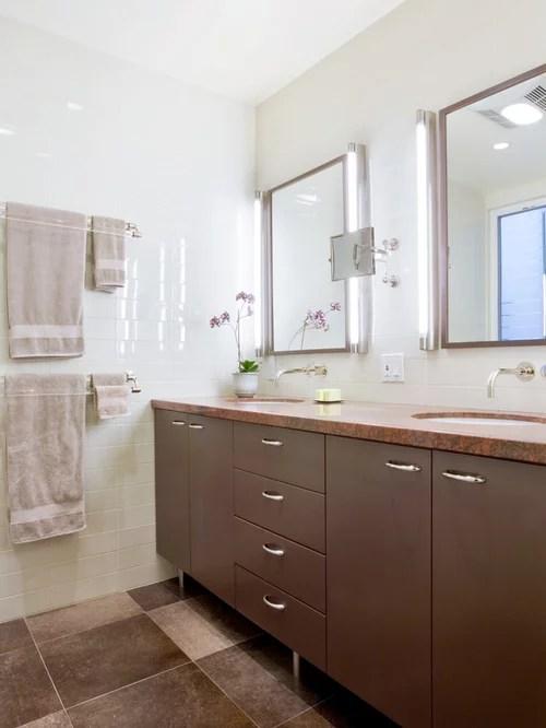 Double Towel Bar  Houzz