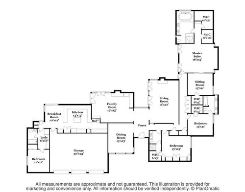 Floor Plan / Architectural Drawings Advice