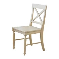 Farmhouse Dining Room Chairs Black Folding Target 50 Most Popular For 2019 Houzz Gdfstudio Leyden Antique White Wood Set Of 2