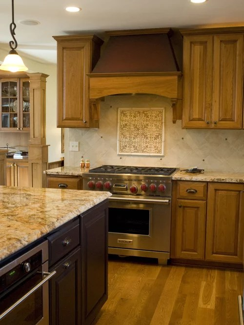 Colonial Gold Granite Countertops Ideas Pictures Remodel