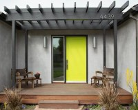 Front Door Pergola Ideas, Pictures, Remodel and Decor