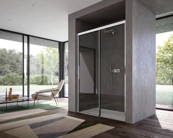 Bathroom Cersaie 2017 Trends: box Focus by Disenia - Ideagroup
