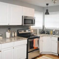 Installing Kitchen Countertop Panda Cabinets Blue Nile Granite