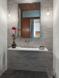 Floating Countertop Home Design Ideas, Pictures, Remodel ...