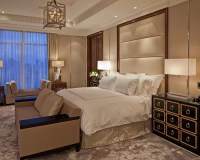 Beige Bedroom | Houzz