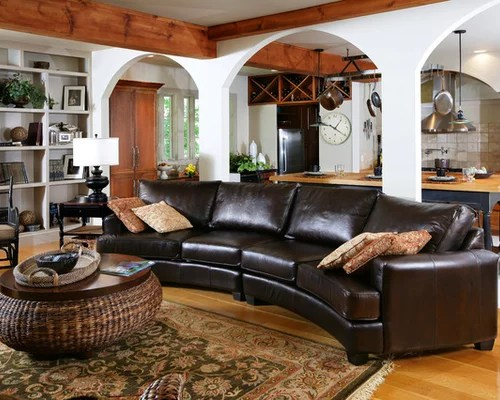 living room designs with brown sofas blue sofa set curved sectional   houzz