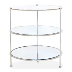 Shop Round Side Table Products on Houzz