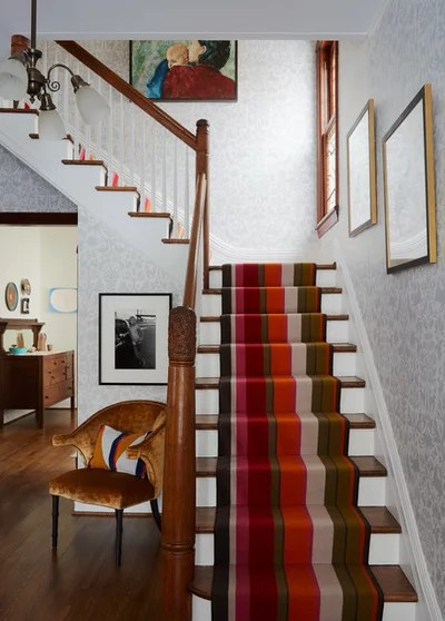 Traditional Staircase by 2to5design