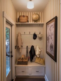 Small Mudroom Design Ideas & Remodel Pictures